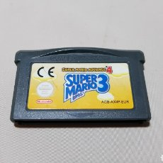 Videojuegos y Consolas: JUEGO SUPER MARIO BROS 3 PARA GAME BOY ADVANCE EUR .. Lote 101438551