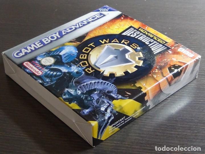 Videojuegos y Consolas: Nintendo GameBoy Advance - Robot Wars 1: Advanced Destruction - Foto 3 - 102064831