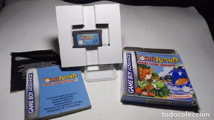 YOSHI´S ISLAND - SUPER MARIO ADVANCE 3 ( GAMEBOY ADVANCE) JC2 (Juguetes - Videojuegos y Consolas - Nintendo - GameBoy Advance)