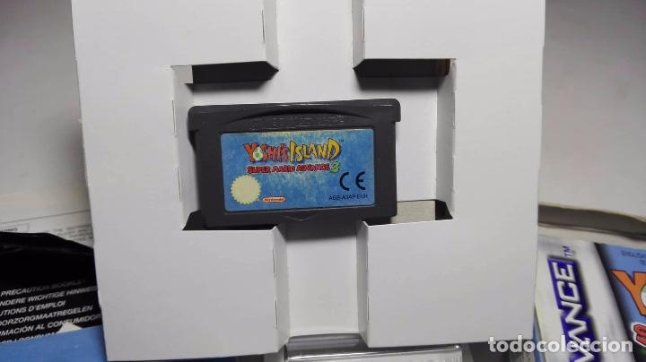 Videojuegos y Consolas: Yoshi´s Island - Super Mario Advance 3 ( GAMEBOY ADVANCE) JC2 - Foto 2 - 103425587