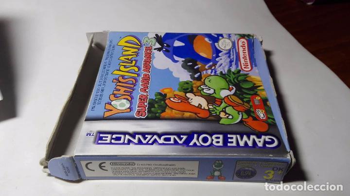 Videojuegos y Consolas: Yoshi´s Island - Super Mario Advance 3 ( GAMEBOY ADVANCE) JC2 - Foto 3 - 103425587