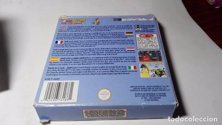 Videojuegos y Consolas: Yoshi´s Island - Super Mario Advance 3 ( GAMEBOY ADVANCE) JC2 - Foto 4 - 103425587