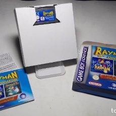 Videojuegos y Consolas: RAYMAN - 10TH ANNIVERSARY ( GAMEBOY ADVANCE) JC2 . Lote 103425951