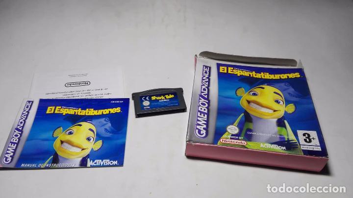 EL ESPANTATIBURONES ( GAMEBOY ADVANCE) JC2 (Juguetes - Videojuegos y Consolas - Nintendo - GameBoy Advance)