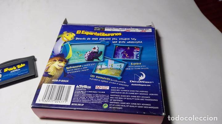 Videojuegos y Consolas: El Espantatiburones ( GAMEBOY ADVANCE) JC2 - Foto 3 - 103426119