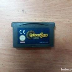 Videojuegos y Consolas: GOLDEN SUN LA EDAD PERDIDA - GBA - GAME BOY ADVANCE - PAL ESPAÑA. Lote 104153343