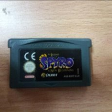 Videojuegos y Consolas: SPYRO A NEW BEGINNING - GBA - GAME BOY ADVANCE - PAL ESPAÑA. Lote 104180863