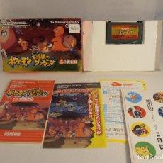 Videojogos e Consolas: JUEGO POKEMON ROJO, CAJA E INSTRUCCIONES, NINTENDO GAMEBOY ADVANCE VERSION JAPONESA. Lote 104637227