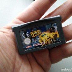 Videojuegos y Consolas: JUEGO GAME BOY ADVANCED SMASHING DRIVE. Lote 106742779