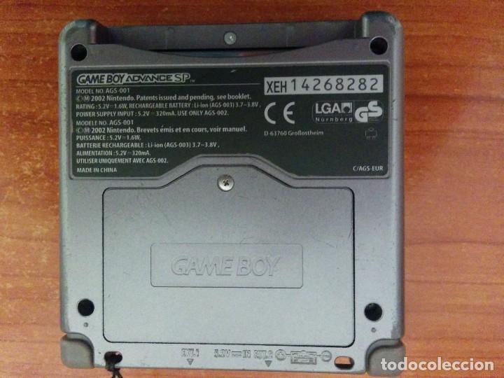 Videojuegos y Consolas: Consola gameboy advance SP NES CLASSIC EDITION con CARGADOR - Foto 2 - 107312227