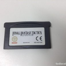 Videojuegos y Consolas: FINAL FANTASY TACTICS ADVANCE. Lote 107319155