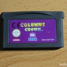 Videojuegos y Consolas: COLUMNS CROWN GBA. Lote 107736151