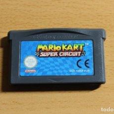 Videojuegos y Consolas: MARIO KART SUPER CIRCUIT GBA . Lote 107749327