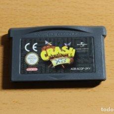 Videojuegos y Consolas: CRASH BANDICOOT XS GBA . Lote 107750975