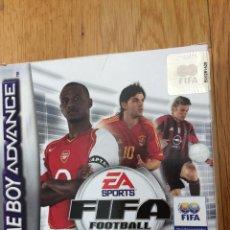 Videojuegos y Consolas: FIFA 2005 PARA GAME BOY ADVANCE- JUEGO. Lote 108733615
