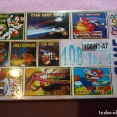 Videojuegos y Consolas: 108 IN 1. JUEGO PARA LA CONSOLA GAME BOY GBC NINTENDO GAMEBOY COLOR. ADVANCED . Lote 109015427