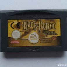 Videojuegos y Consolas: JUEGO GAME BOY ADVANCE GBA HARRY POTTER CHAMBER SECRETS SOLO CARTUCHO PAL R7029. Lote 210332473