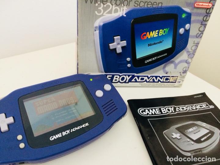 GAME BOY ADVANCE (Juguetes - Videojuegos y Consolas - Nintendo - GameBoy Advance)