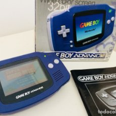Videojuegos y Consolas: GAME BOY ADVANCE. Lote 110886072