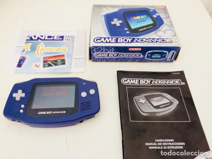 Videojuegos y Consolas: Game Boy Advance - Foto 4 - 110886072