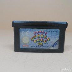 Videojuegos y Consolas: GAMEBOY ADVANCE SUPER MONKEY BALL JR. PAL ESP. Lote 110886843