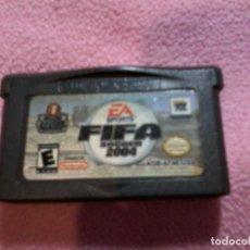 Videojuegos y Consolas: FIFA 2004 PAL GAME BOY GAMEBOY ADVANCE. Lote 111196971