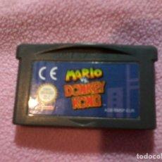 Videojuegos y Consolas: JUEGO GAMEBOY ADVANCE MARIO VS DONKEY KONG. Lote 111197755
