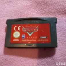 Videojuegos y Consolas: DISNEY CARS PIXAR GAMEBOY GAME BOY ADVANCE PAL . Lote 111197839