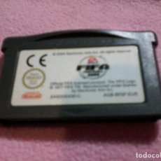 Videojuegos y Consolas: FIFA 2004 PAL GAME BOY GAMEBOY ADVANCE. Lote 111198119