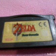 Videojuegos y Consolas: JUEGO NINTENDO GAME BOY GAMEBOY ADVANCE ZELDA FOUR SWORDS. Lote 111198183