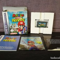 Videojuegos y Consolas: MARIO POWER TENNIS GAME BOY ADVANCE . Lote 111291107
