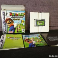 Videojuegos y Consolas: MARIO GOLF GAME BOY ADVANCE . Lote 111291239