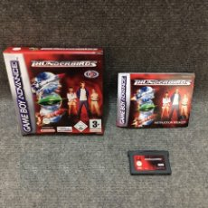 Videojuegos y Consolas: THUNDERBIRDS NINTENDO GAME BOY ADVANCE. Lote 111150987