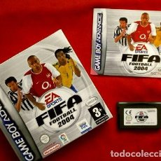 Videojuegos y Consolas: FIFA 2004 FOOTBALL - JUEGO PARA GAME BOY ADVANCE Y COLOR - TOTALMENTE EN CASTELLANO - GAMEBOY. Lote 111639235