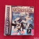 Videojuegos y Consolas: JUEGO GAME BOY ADVANCE -REBELSTAR-TACTICAL COMMAND. Lote 112328386