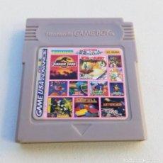 Videojuegos y Consolas: JUEGO 32 EN 1 NINTENDO GAMEBOY GB COLOR ADVANCE. Lote 113192355