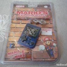 Videojuegos y Consolas: NINTENDO GAME&WATCH MINI CLASSICS MARIO´S CEMENT EDICION ESPAÑOLA PRECINTADO!! R7334. Lote 115710699