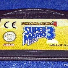 Videojuegos y Consolas: NINTENDO GAME BOY ADVANCE - SUPER MARIO BROS 3. Lote 115751627