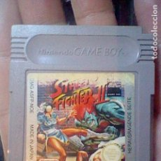Videojuegos y Consolas: STREET FIGHTER II NINTENDO GAME BOY GB CARTUCHO FUNCIONANDO DMG ASFP NOE. Lote 117017147