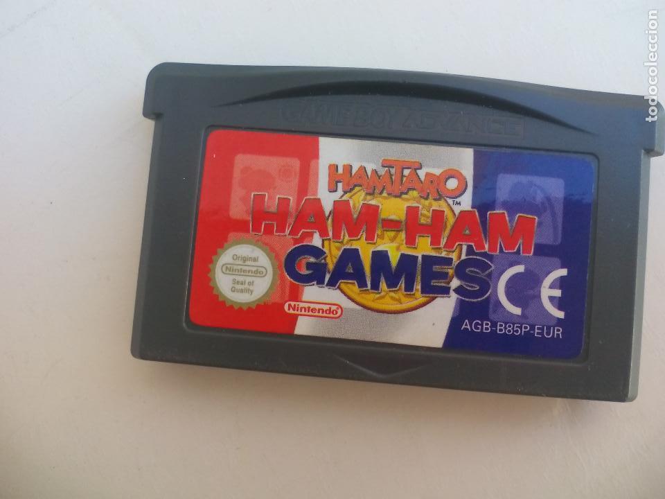 Ham Ham Hamtaro Games Juego Para La Consola Comprar Videojuegos