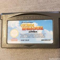 Videojuegos y Consolas: JUEGO NINTENDO GAMEBOY ADVANCE VECINOS INVASORES ACTIVISION. Lote 118023994