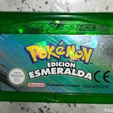 Videojuegos y Consolas: POKEMON ESMERALDA ESPAÑOL GAME BOY GAMEBOY ADVANCE NINTENDO DS. Lote 119042626