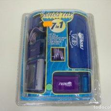Videojuegos y Consolas: 918- ACCESORIOS 7 EN 1 COMPATIBLE PARA GAME BOY ADVANCE VER DESCRIPCIÓN NEW N2. Lote 119878527