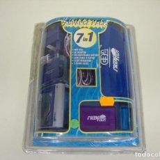 Videojuegos y Consolas: 918- ACCESORIOS 7 EN 1 COMPATIBLE PARA GAME BOY ADVANCE VER DESCRIPCIÓN NEW N6. Lote 119881763