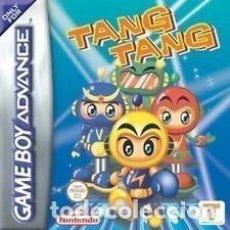 Videojuegos y Consolas: TANG TANG (GAME BOY ADVANCE). Lote 120717367