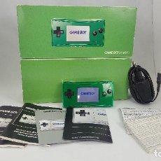 Videojuegos y Consolas: CONSOLA GAMEBOY ADVANCE MICRO. Lote 121525275