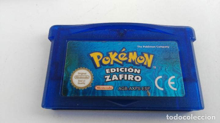 ANTIGUO JUEGO PARA NINTENDO GAME BOY ADVANCE POKEMON EDICION RUBI (Juguetes - Videojuegos y Consolas - Nintendo - GameBoy Advance)