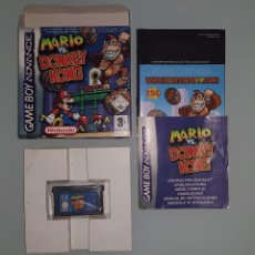 Videojuegos y Consolas: JUEGO NINTENDO GAMEBOY ADVANCE MARIO VS DONKEY KONG GB GAME BOY. Lote 121953683