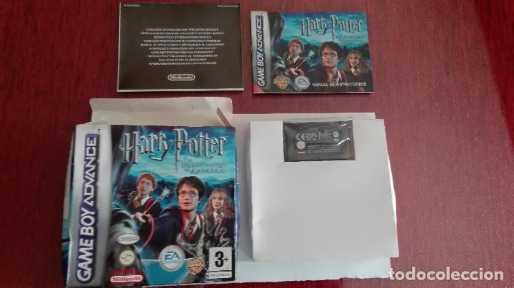 Juego Para Game Boy Advance Harry Potter Y El P Comprar