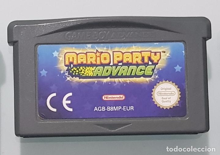 JUEGO NINTENDO GAMEBOY ADVANCE- MARIO PARTY ADVANCE GAME BOY (Juguetes - Videojuegos y Consolas - Nintendo - GameBoy Advance)